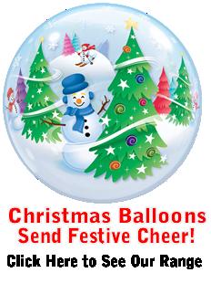 Christmas Balloon In A Box