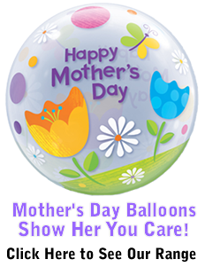 Mother's Day Balloon In A Box